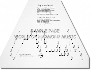 Joy to the World (Lower Octave)