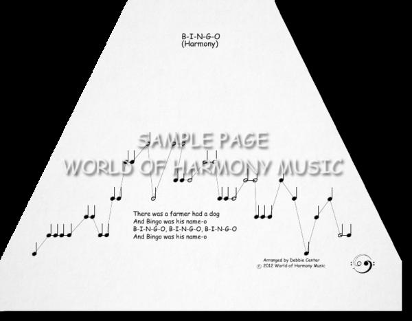 B-I-N-G-O (Harmony)