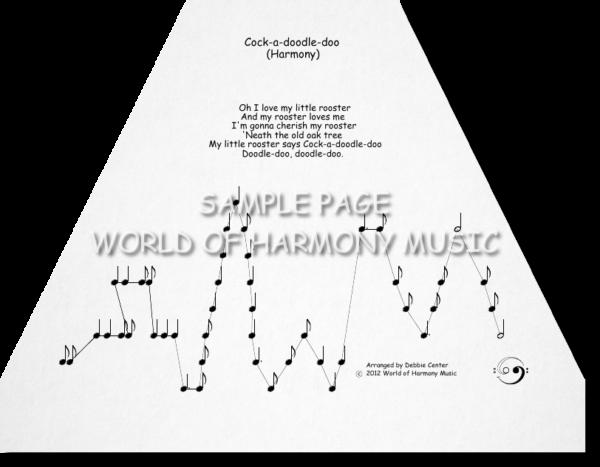 Cock-a-doodle-do (Harmony)