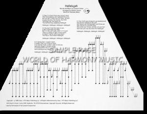 """Leonard Cohen's """"Hallelujah"""""""