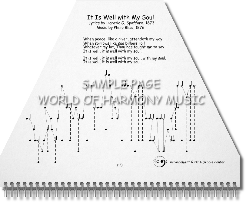 Hymns Book - World of Harmony Music