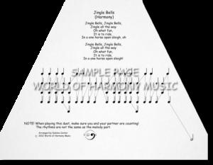 Jingle Bells (Harmony)