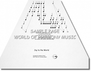 Joy to the World (Higher Octave)