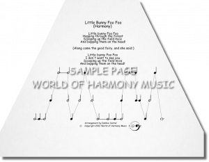 Little Bunny Foo Foo (Harmony)