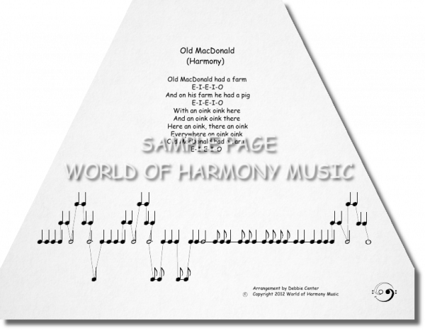 Old MacDonald (Harmony)