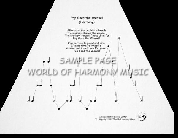Pop Goes the Weasel (Harmony)