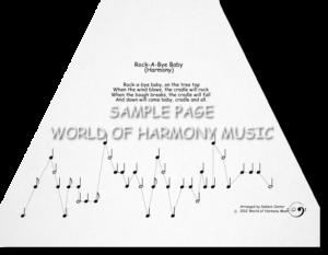Rock-A-Bye Baby (Harmony)