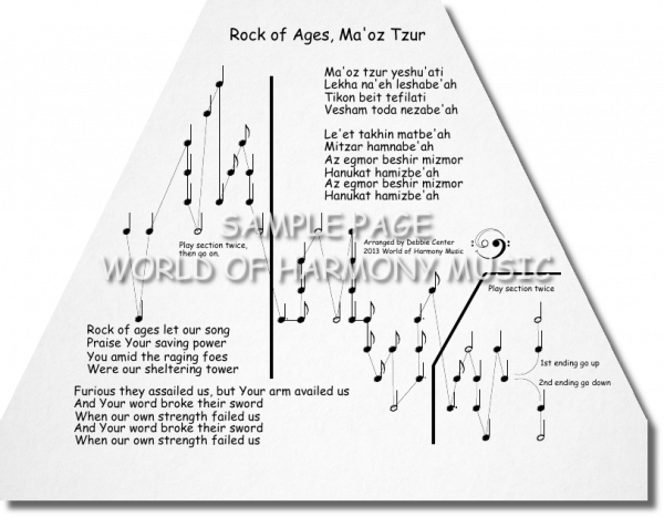Rock of Ages, Ma'oz Tzur