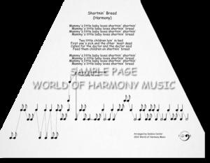Shortnin' Bread (Harmony)
