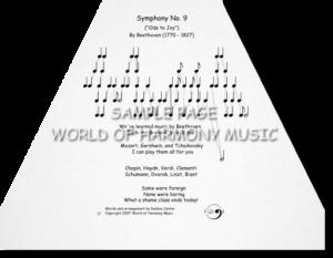 Symphony No. 9 (Ode to Joy)