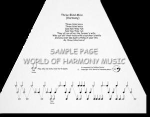 Three Blind Mice (Harmony)