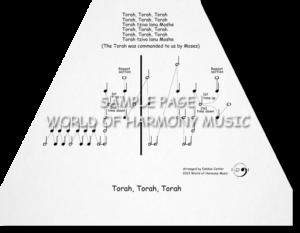 Torah, Torah, Torah