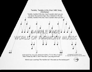 Twinkle, Twinkle Little Star & ABC Song (Harmony)