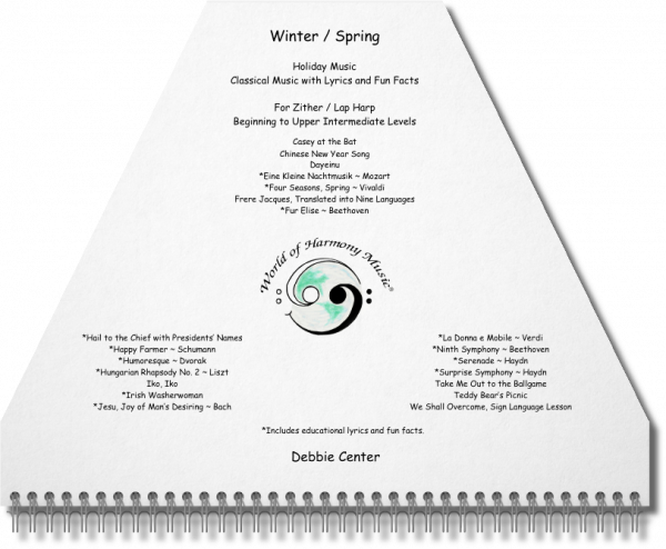 Winter / Spring Book