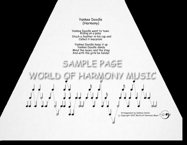 Yankee Doodle (Harmony)