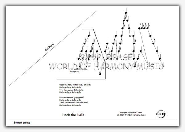 Deck the Halls (for Harbert Italiana Zithers)
